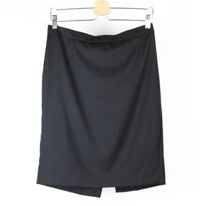 J Crew Womens Pencil Skirt Straight 100% Wool